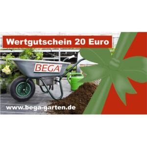 BEGA Gutschein 20,00 Euro