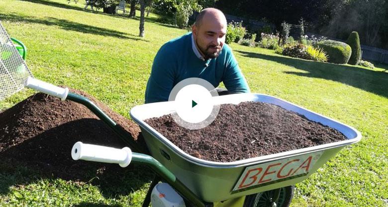 """VIDEO BEGA zu Gast im MDR: """"Einfach genial"""" mit den BEGA-Erdedämpfgeräten"""