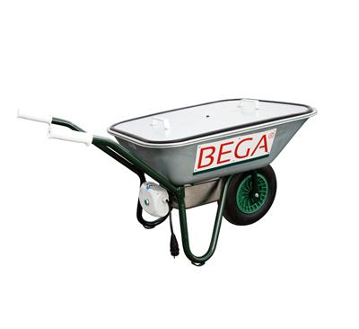 BEGA Dämpfschubkarre 70 Liter